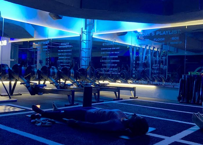 NEW FITNESS STUDIO BEAT BODY OFFERS UP RELAXATION 2.0