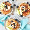 GLUTEN-FREE APPLE & ALMOND PANCAKES