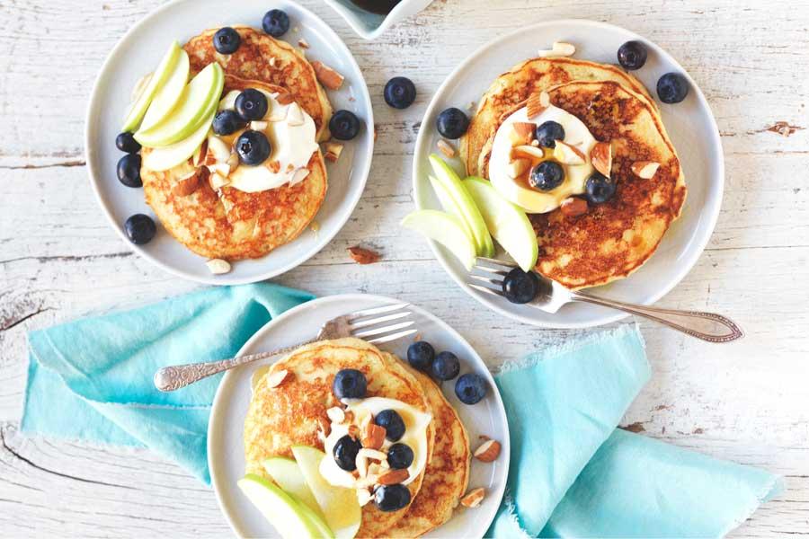 Gluten Free Pancake recipe
