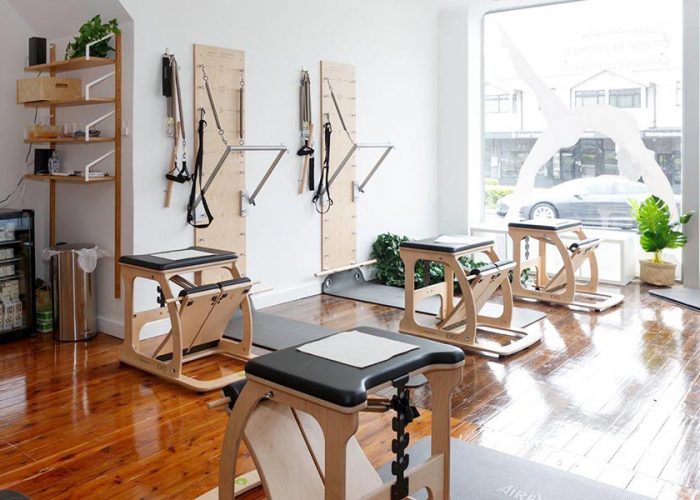 GET FIT IN THE 'BONDI BUBBLE' AT THIS NEW BOUTIQUE PILATES STUDIO