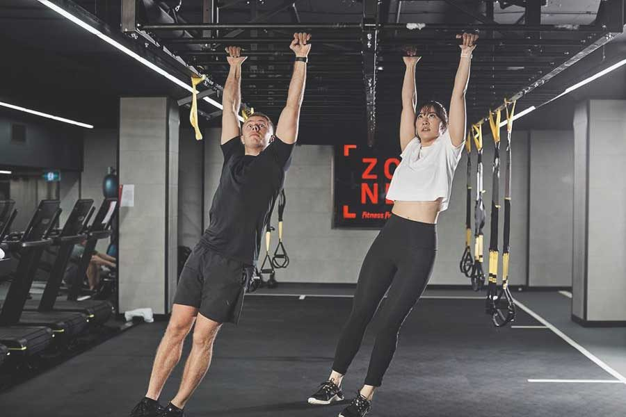 Sydney's best workouts