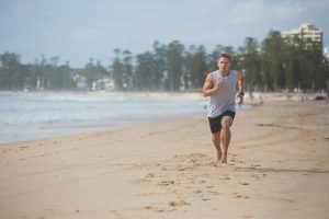 How to workout at Manly Beach