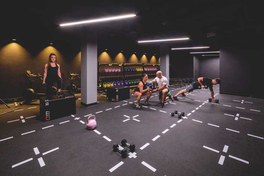 Best gyms in Sydney