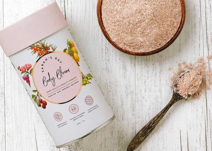 THE HARDWORKING BEAUTY POWDER THAT'll KEEP YOUR GUT HAPPY TOO
