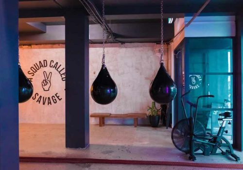 Boxing Gym Sydney